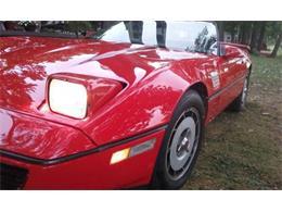 1986 Chevrolet Corvette (CC-1119121) for sale in Cadillac, Michigan
