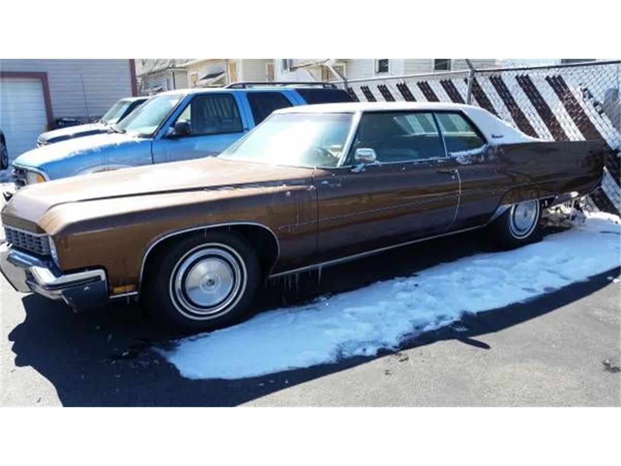 1972 Buick Electra 225 (CC-1119125) for sale in Cadillac, Michigan