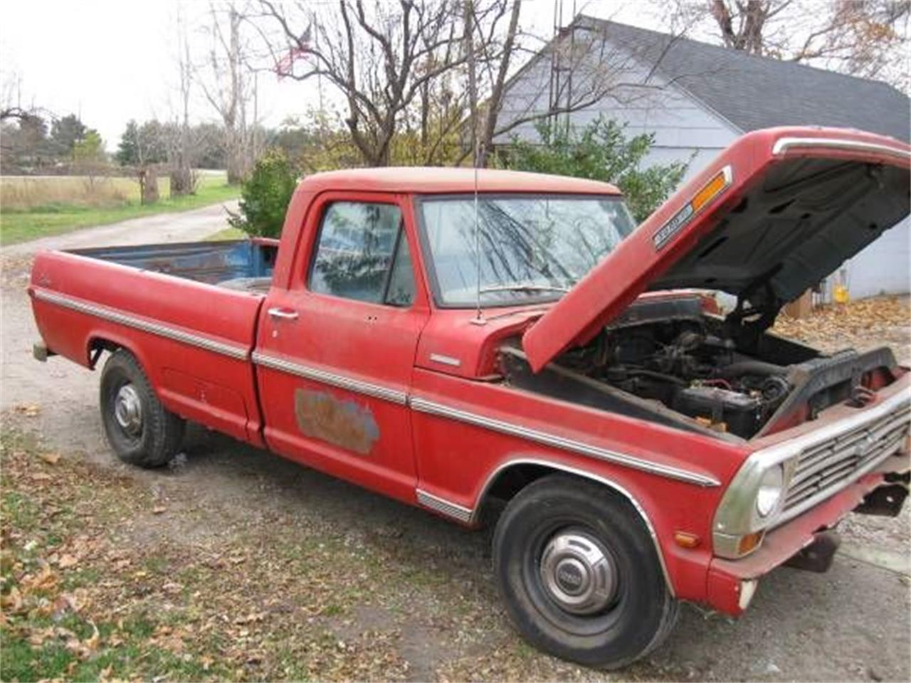 1970 Ford F250 (CC-1119129) for sale in Cadillac, Michigan