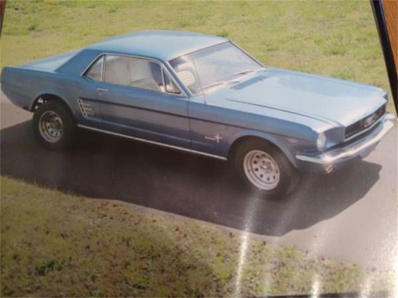 1966 Ford Mustang (CC-1119146) for sale in Cadillac, Michigan