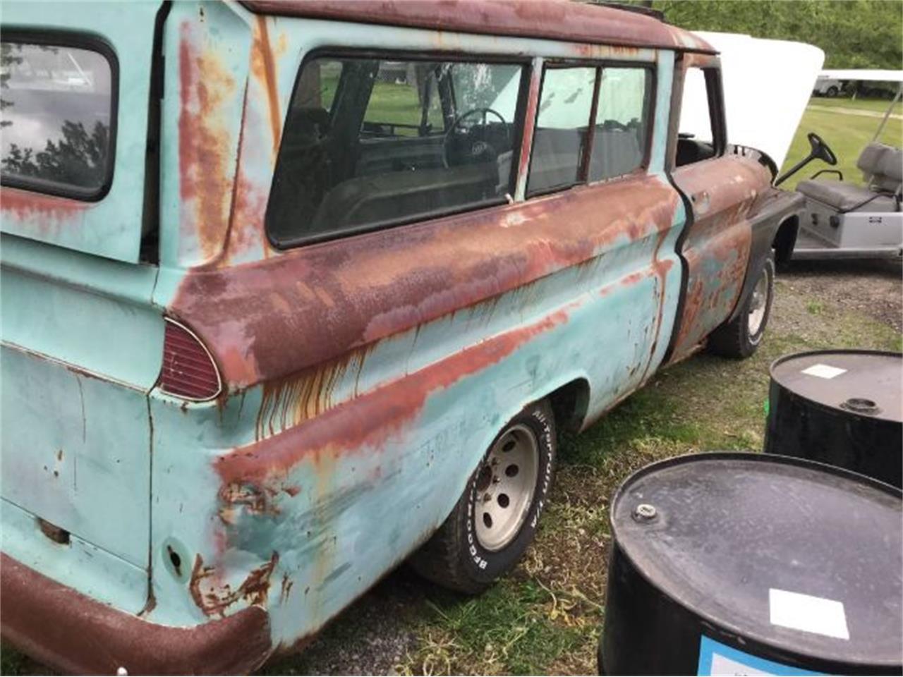 1964 Chevrolet Suburban (CC-1119147) for sale in Cadillac, Michigan