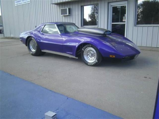 1973 Chevrolet Corvette (CC-1119154) for sale in Cadillac, Michigan