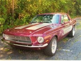 1968 Ford Mustang (CC-1119158) for sale in Cadillac, Michigan