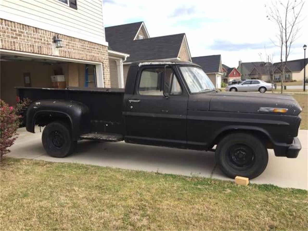1968 Ford F100 (CC-1119161) for sale in Cadillac, Michigan