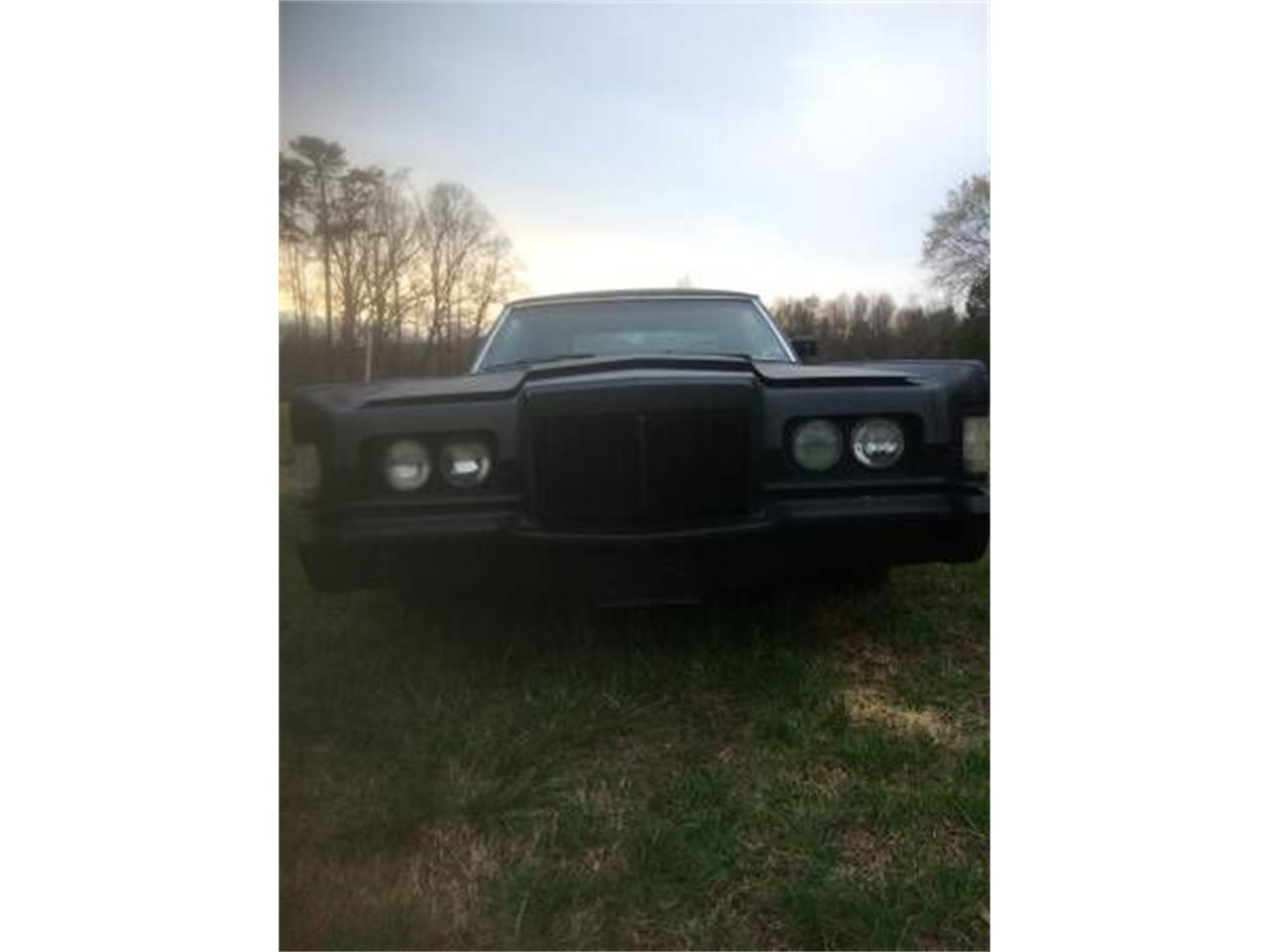 1969 Lincoln Continental (CC-1119167) for sale in Cadillac, Michigan