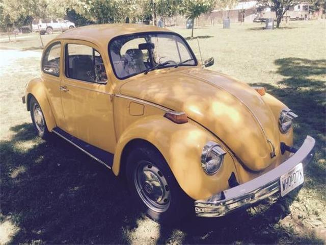 1974 Volkswagen Beetle (CC-1119214) for sale in Cadillac, Michigan