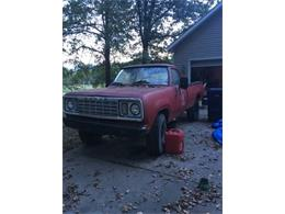 1976 Dodge W200 (CC-1119215) for sale in Cadillac, Michigan