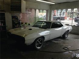 1969 Pontiac Firebird (CC-1119244) for sale in Cadillac, Michigan