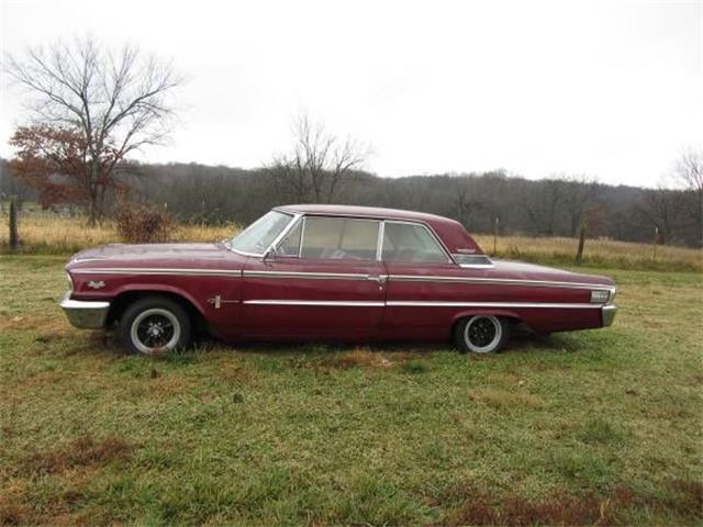 1963 Ford Galaxie 500 (CC-1119247) for sale in Cadillac, Michigan