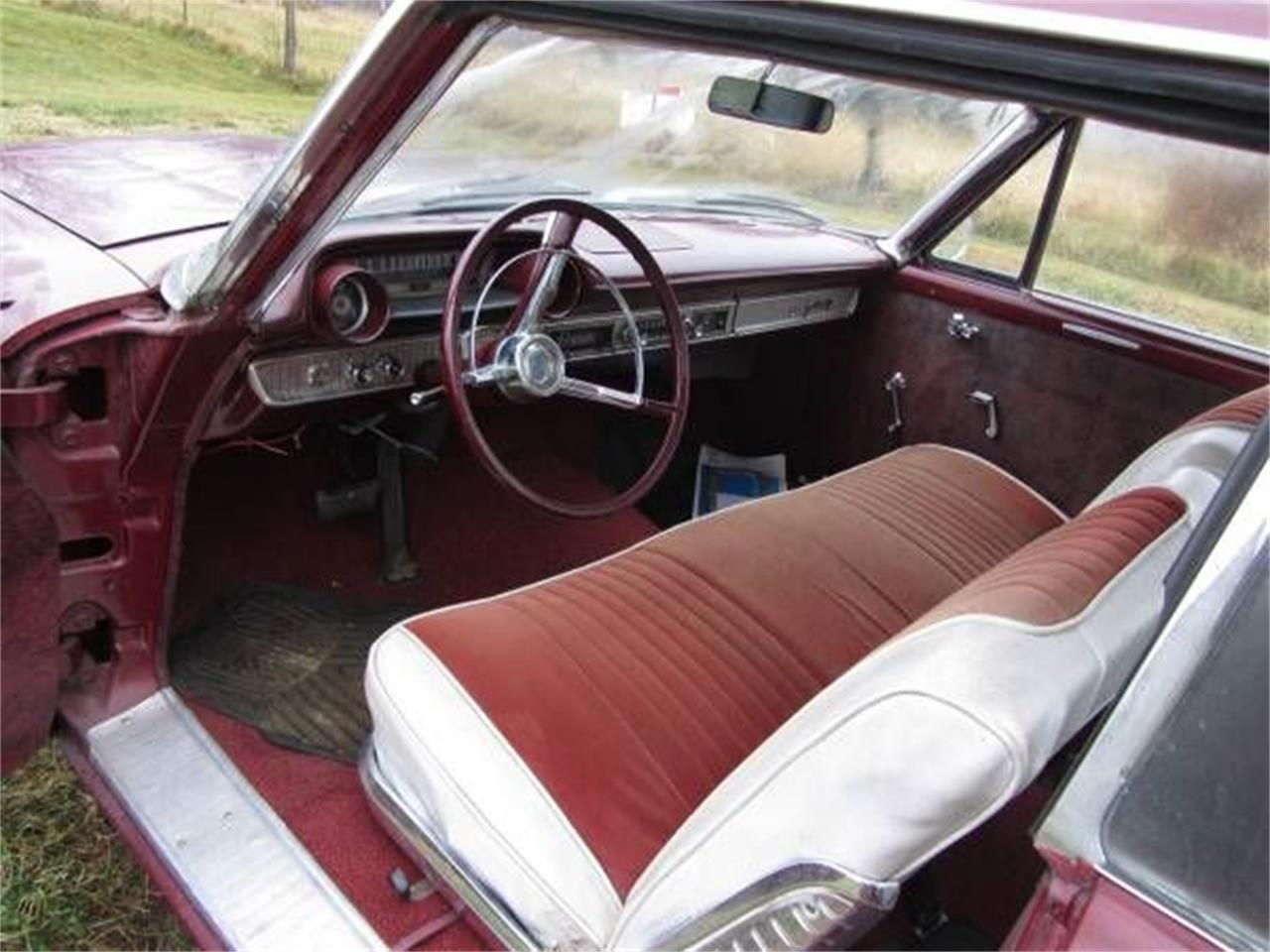 1963 Ford Galaxie 500 (CC-1119247) for sale in Cadillac, Michigan