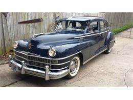 1948 Chrysler Windsor (CC-1119253) for sale in Cadillac, Michigan