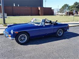 1973 MG MGB (CC-1119266) for sale in Cadillac, Michigan