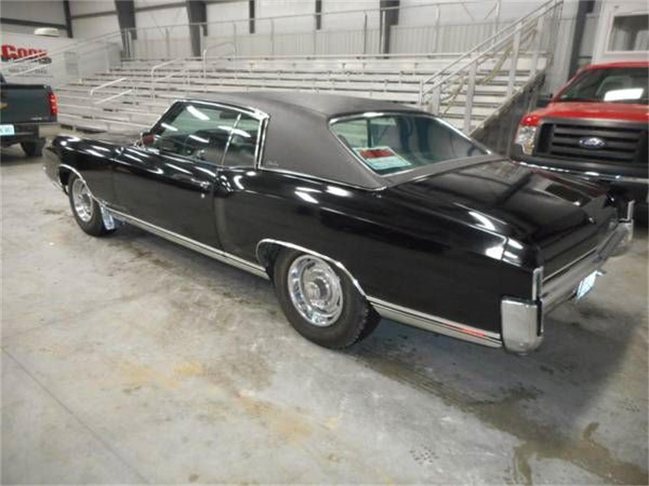 1970 Chevrolet Monte Carlo (CC-1119271) for sale in Cadillac, Michigan