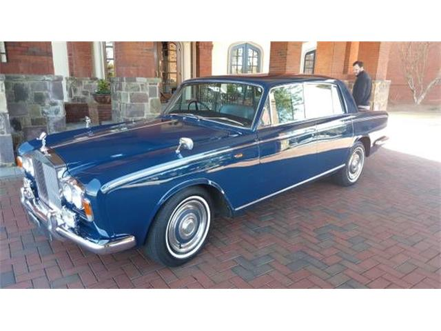 1966 Rolls-Royce Silver Shadow (CC-1119278) for sale in Cadillac, Michigan