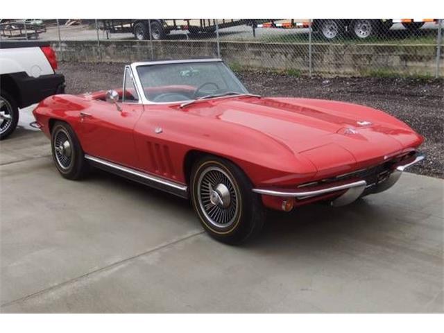 1966 Chevrolet Corvette (CC-1119279) for sale in Cadillac, Michigan