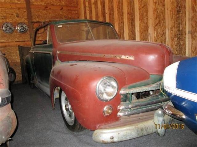 1948 Ford Super Deluxe (CC-1119287) for sale in Cadillac, Michigan