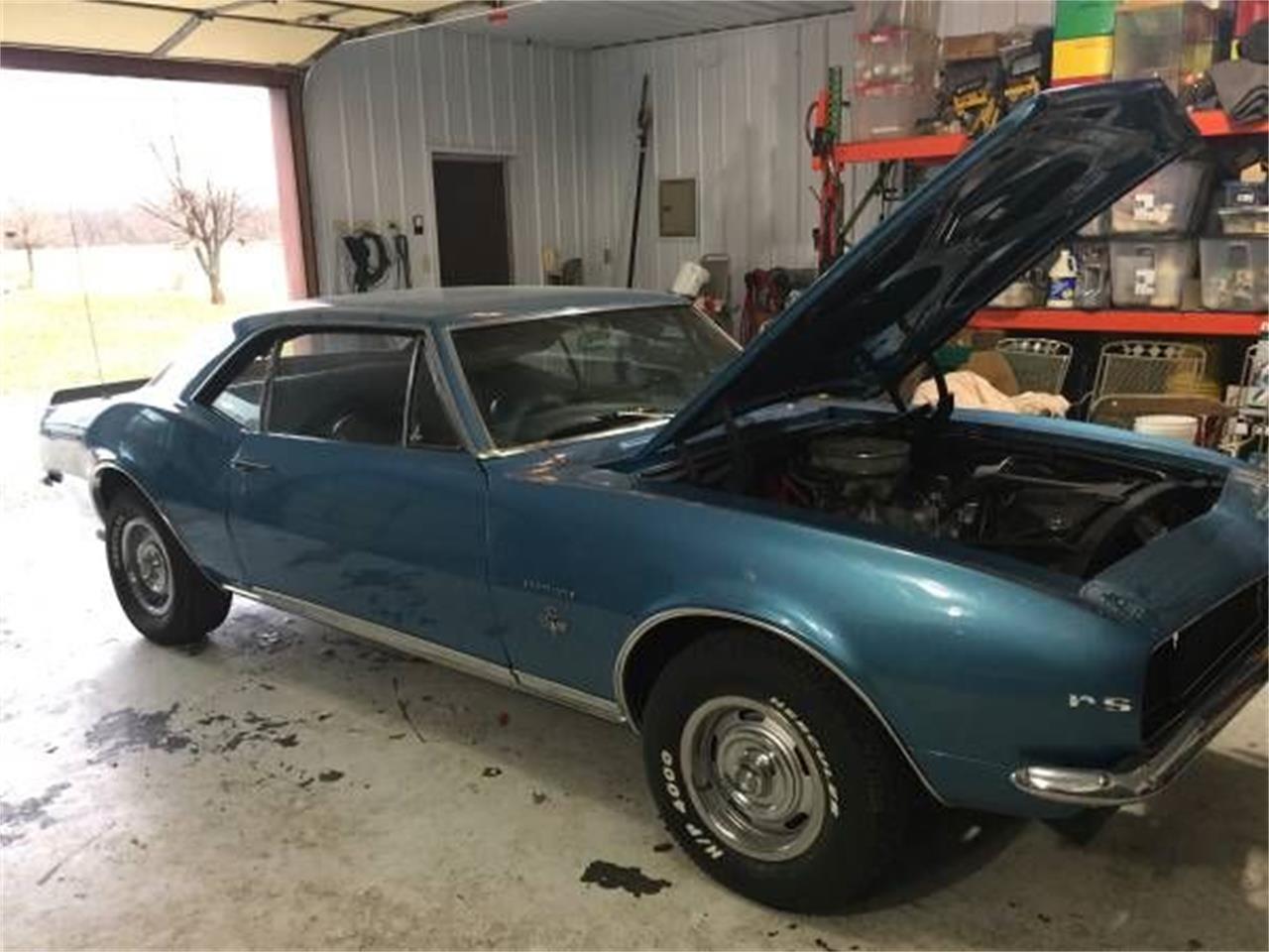 1967 Chevrolet Camaro (CC-1119289) for sale in Cadillac, Michigan