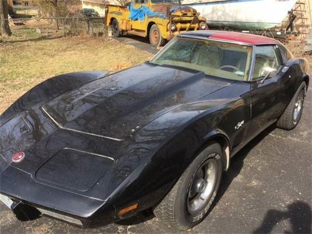 1976 Chevrolet Corvette (CC-1119290) for sale in Cadillac, Michigan