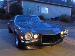 1973 Chevrolet Camaro (CC-1119302) for sale in Cadillac, Michigan