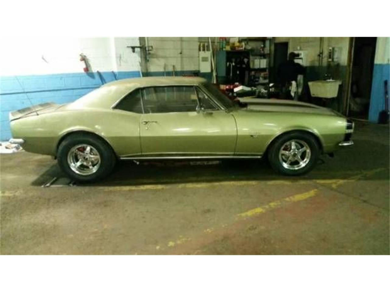 1967 Chevrolet Camaro (CC-1119305) for sale in Cadillac, Michigan