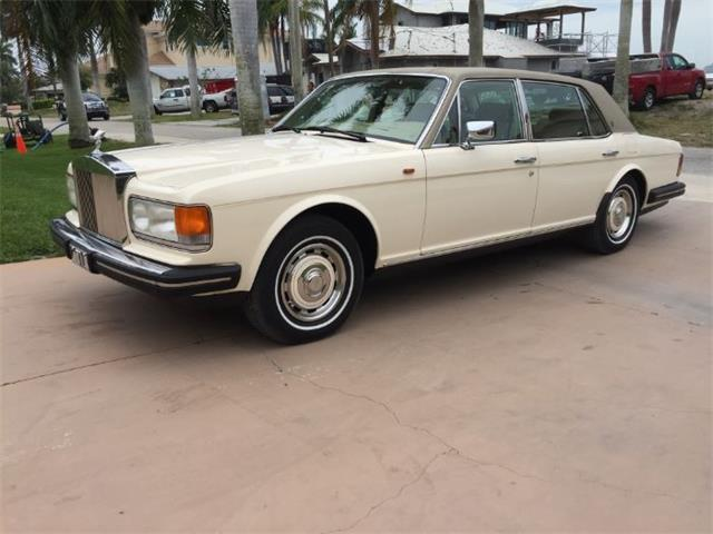 1984 Rolls-Royce Silver Spur (CC-1119318) for sale in Cadillac, Michigan
