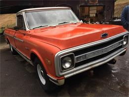 1970 Chevrolet C10 (CC-1119321) for sale in Cadillac, Michigan