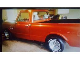 1970 Chevrolet C10 (CC-1119322) for sale in Cadillac, Michigan