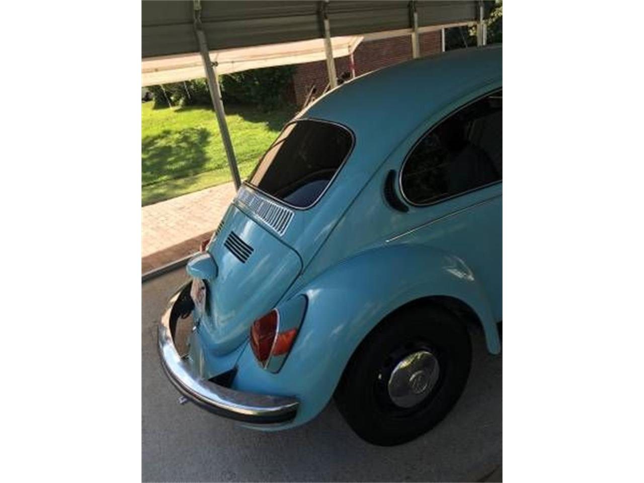 1971 Volkswagen Super Beetle (CC-1119327) for sale in Cadillac, Michigan