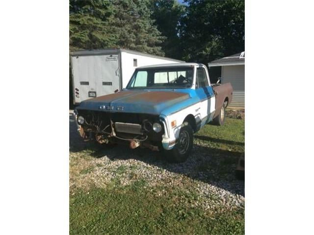 1972 GMC 1500 (CC-1119342) for sale in Cadillac, Michigan