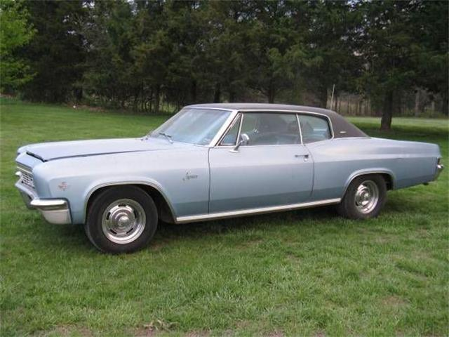 1966 Chevrolet Caprice (CC-1119343) for sale in Cadillac, Michigan