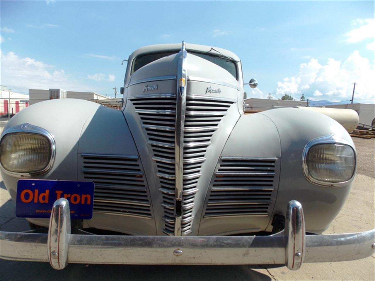 1939 Plymouth Business Coupe (CC-1110937) for sale in Tucson, AZ - Arizona