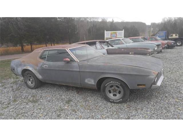 1972 Ford Mustang (CC-1119374) for sale in Cadillac, Michigan