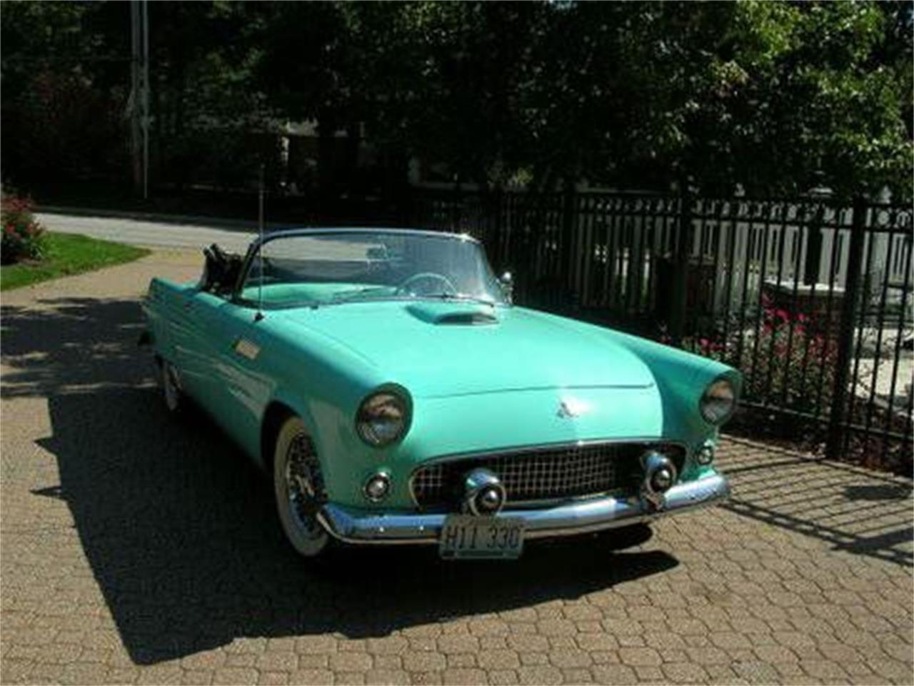 1955 Ford Thunderbird (CC-1119376) for sale in Cadillac, Michigan