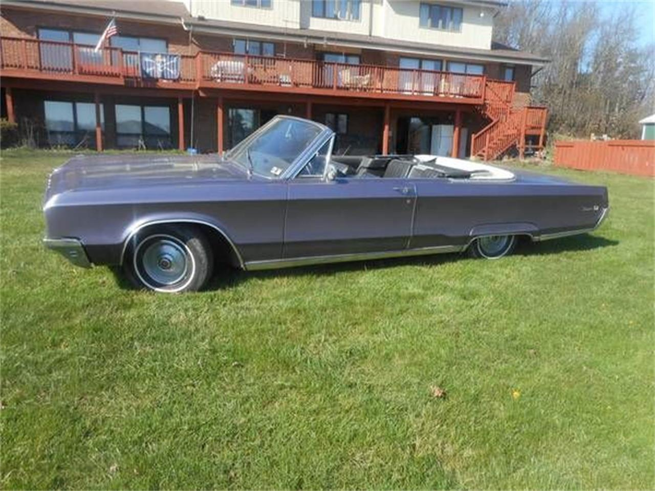 1968 Chrysler New Yorker (CC-1119382) for sale in Cadillac, Michigan