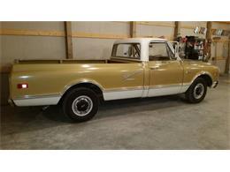 1968 Chevrolet C10 (CC-1119395) for sale in Cadillac, Michigan