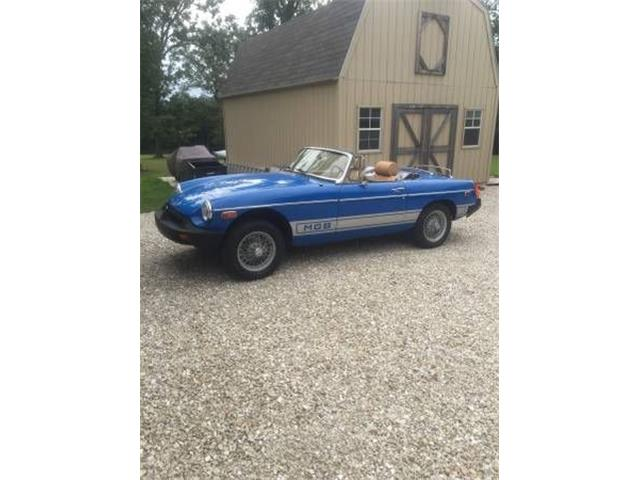 1977 MG MGB (CC-1119399) for sale in Cadillac, Michigan