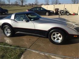 1979 Chevrolet Corvette (CC-1119402) for sale in Cadillac, Michigan