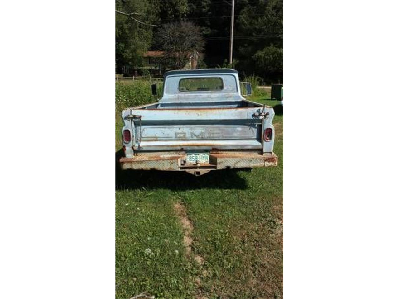 1963 GMC Pickup (CC-1119405) for sale in Cadillac, Michigan
