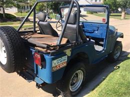 1974 Jeep CJ5 (CC-1119414) for sale in Cadillac, Michigan