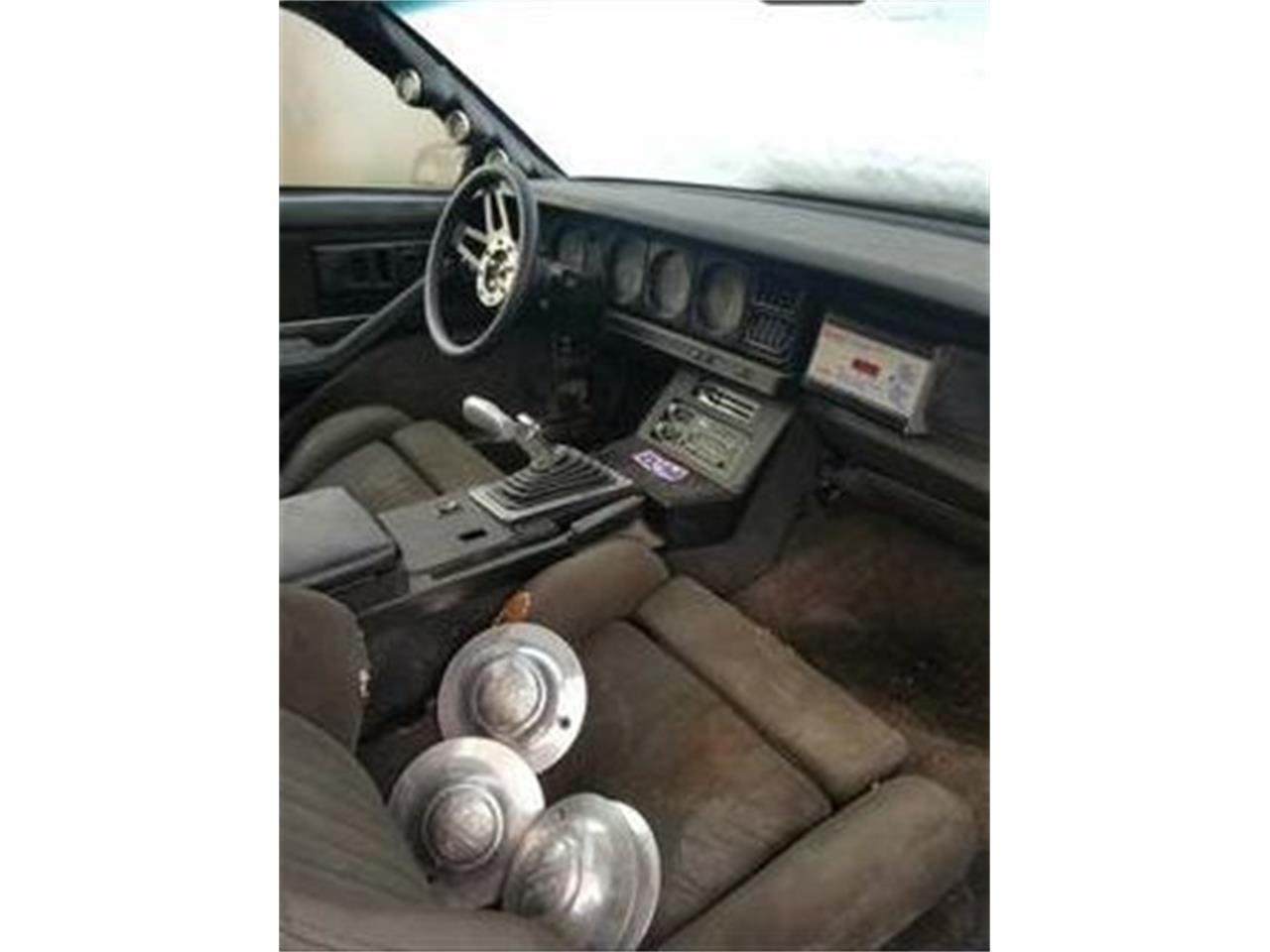 1980 Pontiac Firebird Trans Am (CC-1119421) for sale in Cadillac, Michigan