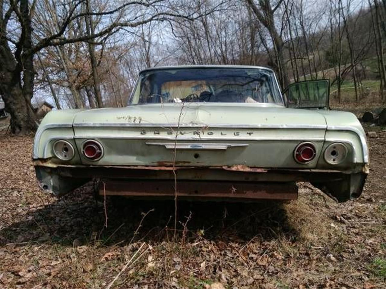 1964 Chevrolet Bel Air (CC-1119425) for sale in Cadillac, Michigan