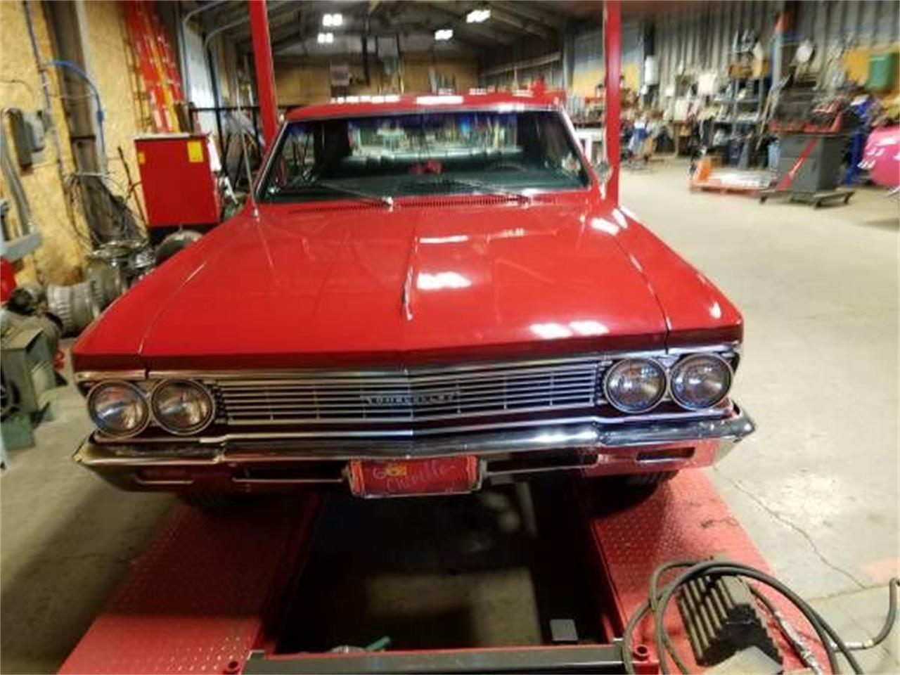 1966 Chevrolet Chevelle (CC-1119428) for sale in Cadillac, Michigan