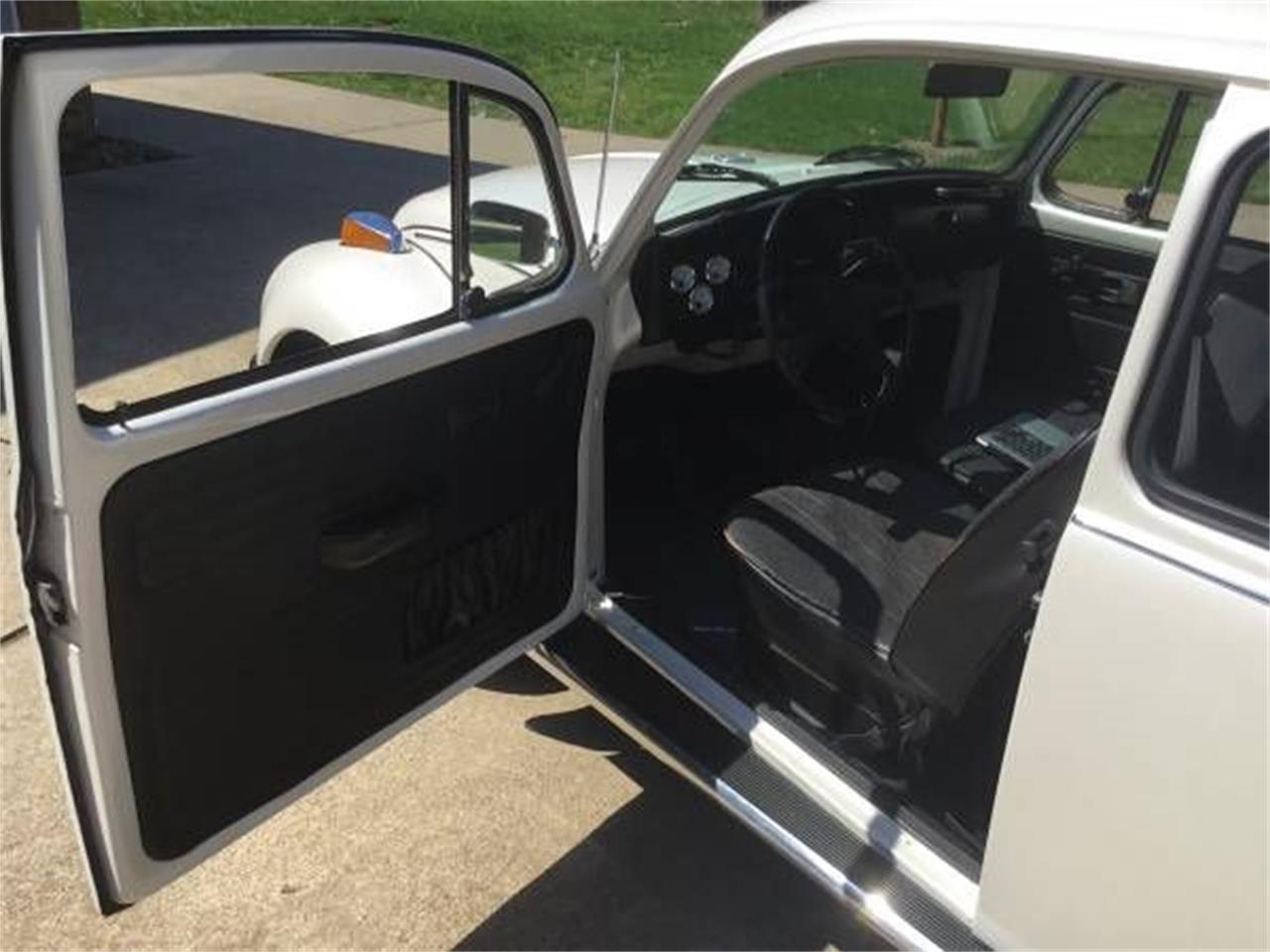 1972 Volkswagen Super Beetle (CC-1119432) for sale in Cadillac, Michigan