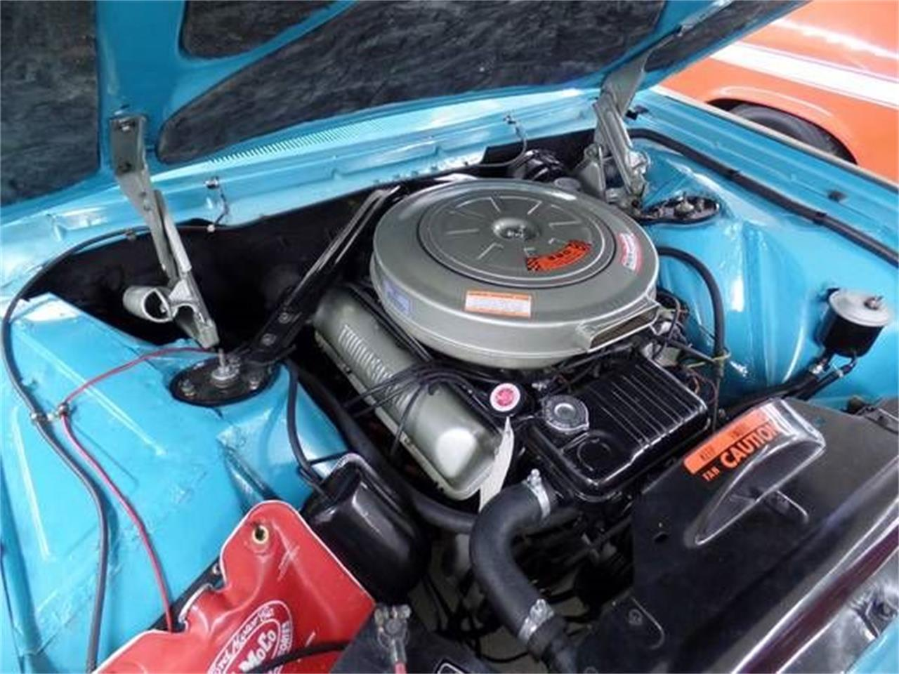 1963 Ford Thunderbird (CC-1119437) for sale in Cadillac, Michigan