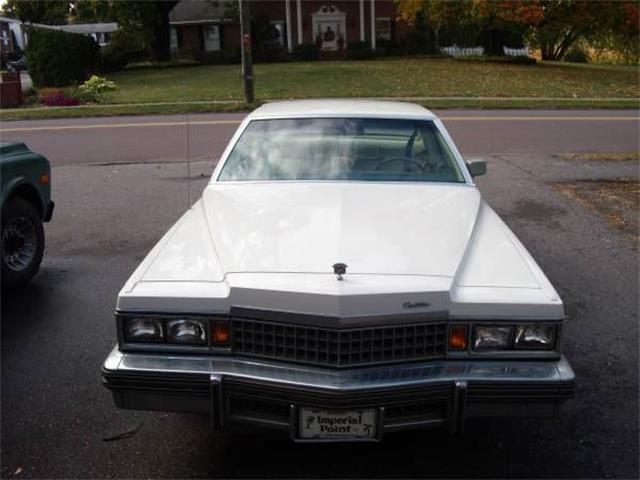 1978 Cadillac Coupe DeVille (CC-1119442) for sale in Cadillac, Michigan