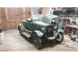 1923 Willys-Overland Jeepster (CC-1119445) for sale in Cadillac, Michigan