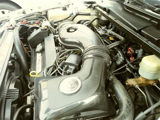 1991 Cadillac DeVille (CC-1119454) for sale in Cadillac, Michigan