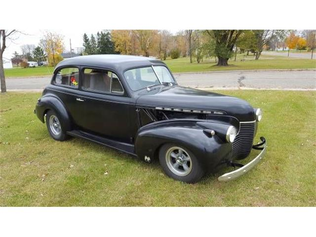 1940 Chevrolet Hot Rod (CC-1119476) for sale in Cadillac, Michigan