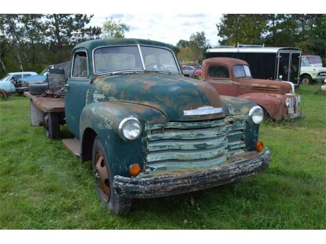 1948 Chevrolet Flatbed (CC-1119480) for sale in Cadillac, Michigan