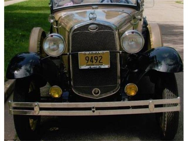 1931 Ford Model A (CC-1119490) for sale in Cadillac, Michigan